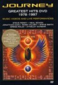 Journey - Greatest Hits DVD 1978 - 1997