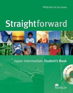 Straightforward Upper intermediate. Student's Book