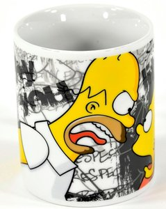 United Labels 0116523 - Simpsons: Tasse Vater & Sohn
