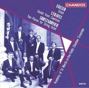 Octett C-Major op.7/Two Pieces for String Quartet