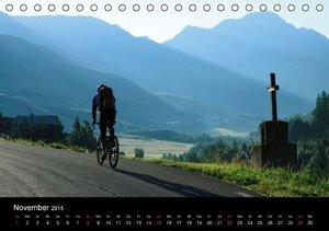 Rotter, M: Alpenpässe auf dem Rennrad Vol. 2 (Tischkalender