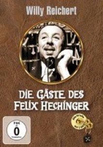 Die Gäste Des Felix Hechinger