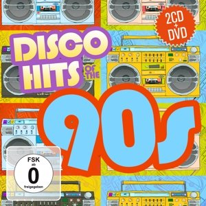 Disco Hits Of The 90s.CD2+DVD