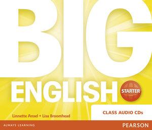 Big English Starter Class CD