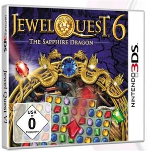 Jewel Quest 6 - The Sapphire Dragon