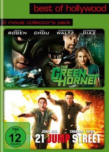 21 Jump Street & The Green Hornet