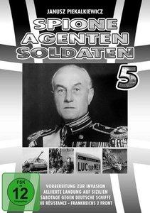 Spione, Agenten, Soldaten: Box 5 - Folge 17-20/4 DVD