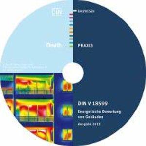 DIN V 18599 - Energetische Bewertung von Gebäuden