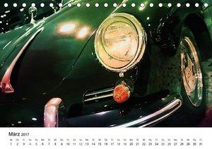Oldtimer aus Deutschland (Tischkalender 2017 DIN A5 quer)