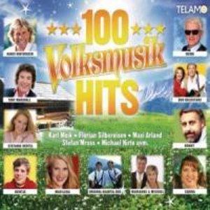 100 Volksmusik Hits