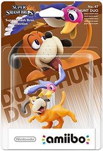 amiibo Super Smash Bros. - Duck Hunt Duo - No. 47