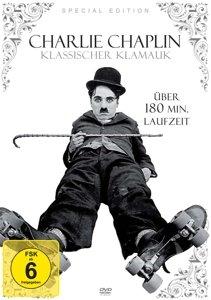Charlie Chaplin-Klassischer Klamauk