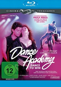 Dance Academy - Dance to Win (Cinema Treasures)