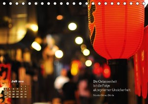 Natur-Meditationen - Nimm Dir Zeit Silvia (Tischkalender 2016 DI