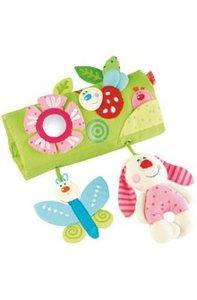 Haba 3893 - Mobile für Baby-Schale: Blumenfreunde