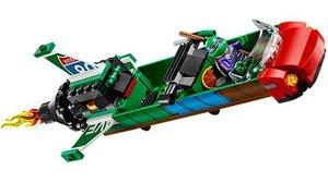 LEGO® Teenage Mutant Ninja Turtles 79120 - Attacke aus der Luft