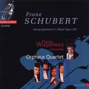 Streichquintett C-Dur op.163