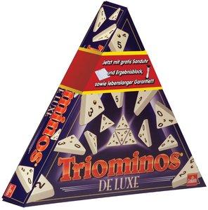 Invento 501264 - Triominos Deluxe 3H
