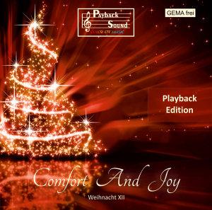Comfort & Joy-Playback: Gemafreie Weihnachtsmusik