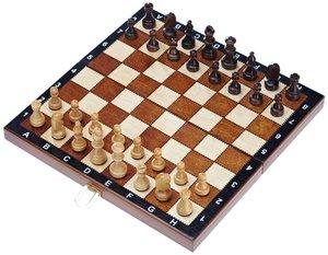 Philos 2701 - Reiseschach, Schach magnetisch, Feld 30 mm