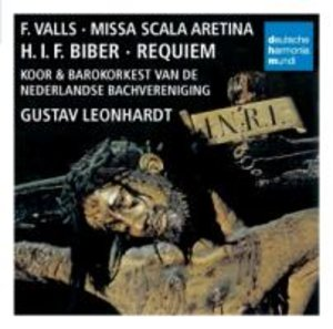 Missa Scala Aretina/Biber: Requiem in F minor