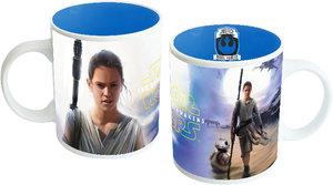Star Wars Keramiktasse Rey