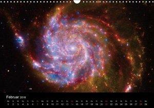Weltraum (Wandkalender 2016 DIN A3 quer)
