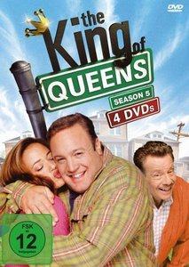The King of Queens - Staffel 5 (Keepcase)