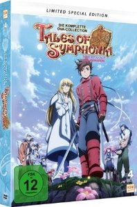 Tales of Symphonia - Limited Edition