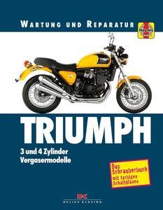 Triumph 3- und 4-Zylinder