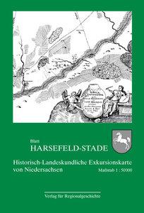 Historisch-Landeskundliche Exkursionskarte von Niedersachsen. Bl