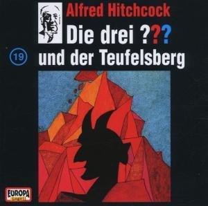 Die drei ??? 019 und der Teufelsberg. (drei Fragezeichen). CD