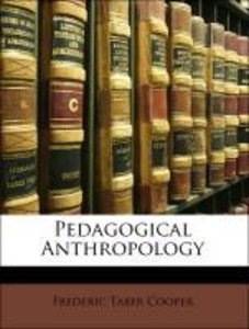 Pedagogical Anthropology