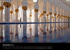 Dubai und Abu Dhabi (Wandkalender 2016 DIN A4 quer)