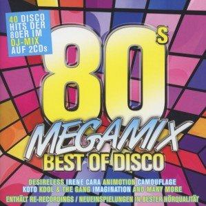 80s Megamix-The Best Of Disco