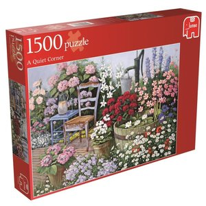 Blumenpracht - 1500 Teile
