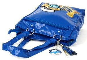 United Labels 0807598 - Schlümpfe: Tasche, blau