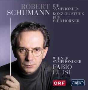 Die Symphonien,Konzertstück für 4 Hörner