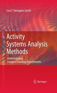 Activity Systems Analysis Methods