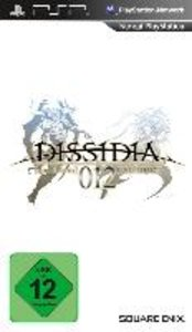 Dissidia 012 [duodecim] Final Fantasy (PSP) NEU
