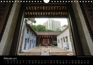 Monuments of Hong Kong 2015 (Wall Calendar 2015 DIN A4 Landscape