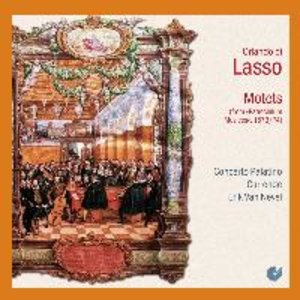 Motetten aus Patrocinium Musices,1573/74