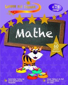Lernen mit Sternen - Mathe für 4- bis 5-Jährige