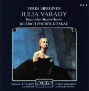 Verdi-Heroinen Vol.1-Julia Varady