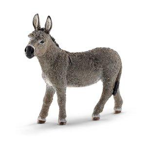 Schleich 13772 - Esel, Tier Spielfigur