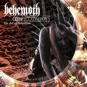 Live Eschaton-The Art Of Rebellion (Limited Vinyl)