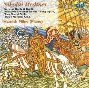 Medtner Piano Music Vol.3