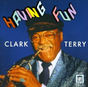 Clark Terry Having Fun