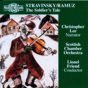 Stravinsky:L'Histoire Du Soldat