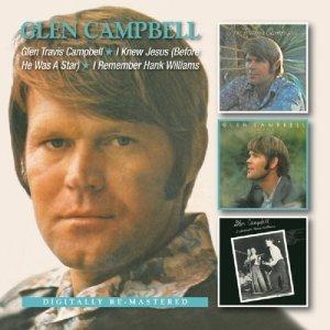 G.T.Campbell/I Knew Jesus/I Rembember Hank Willia